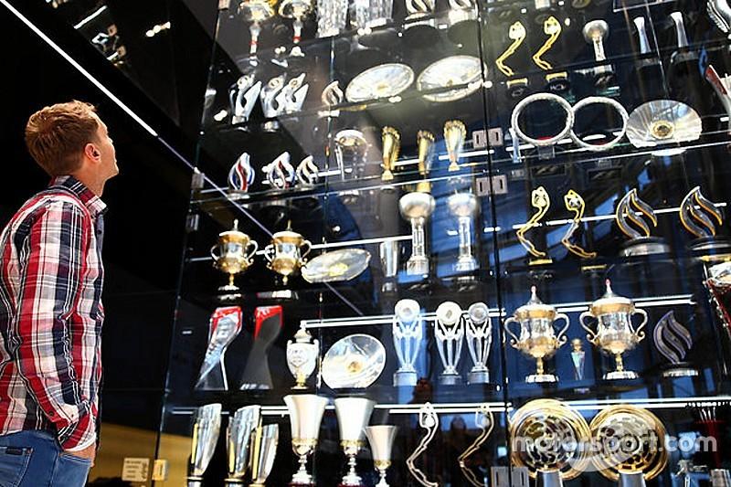 Des arrestations dans l'affaire des trophées volés à Red Bull