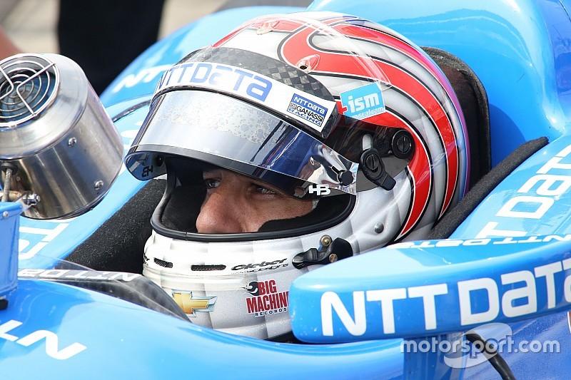 Tony Kanaan terá pintura inusitada em seu carro para a rodada dupla de Detroit