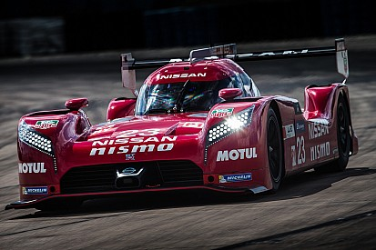 GT-R LM NISMO: Front wheel drive explained