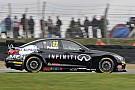 Infiniti withdraws from Support Our Paras team