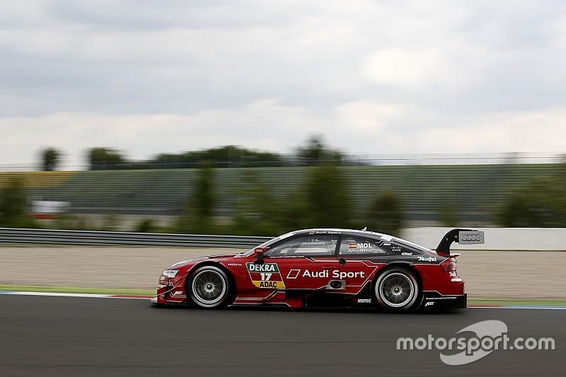 Qualifications 1 - Molina emmène un quatuor Audi