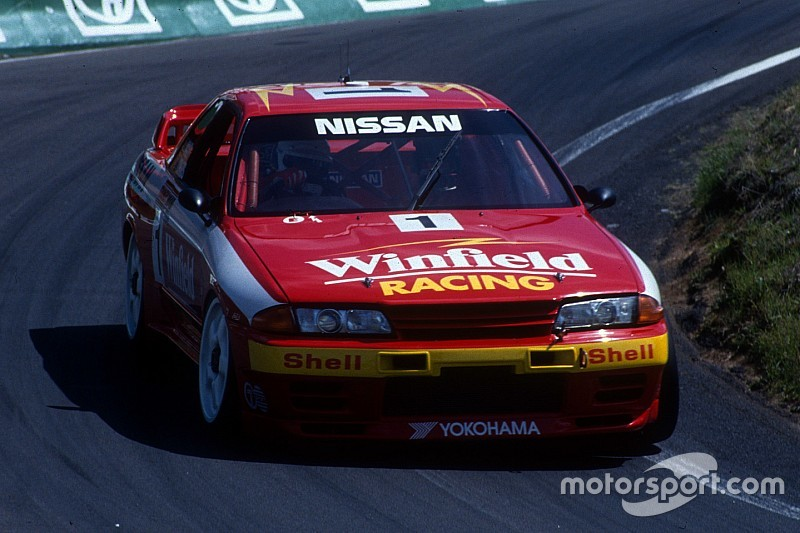 Historic GT-R makes track return