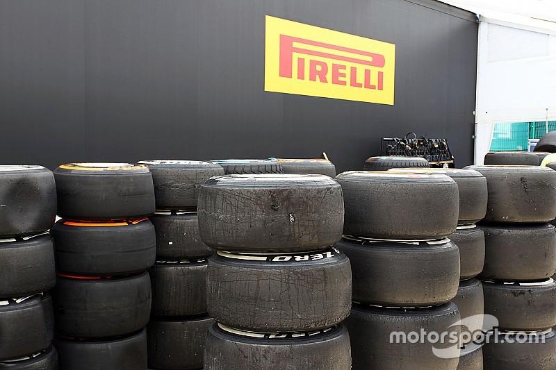 Pirelli diz que tem ainda mais quatro anos como fornecedora única da F-1