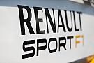 Renault a discuté de son avenir avec Ecclestone