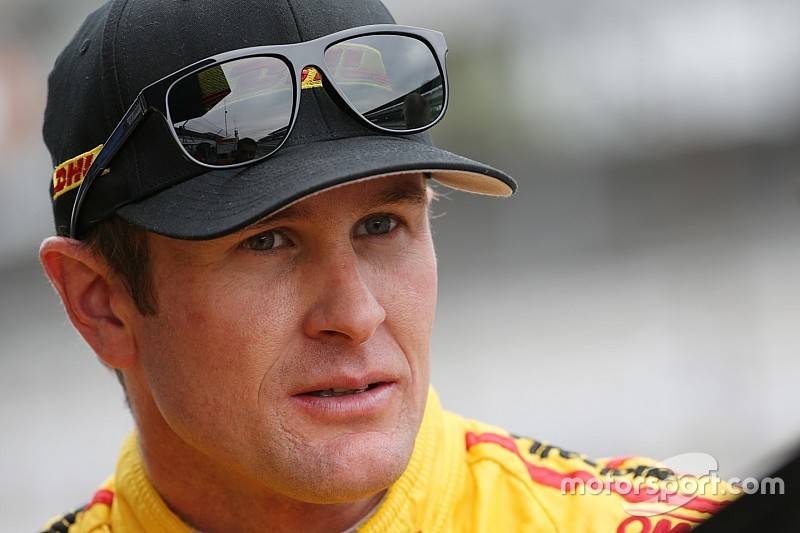 Hunter-Reay 'surprised' by practice crash