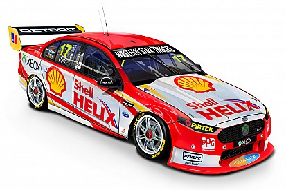 Penske switches back to iconic colours