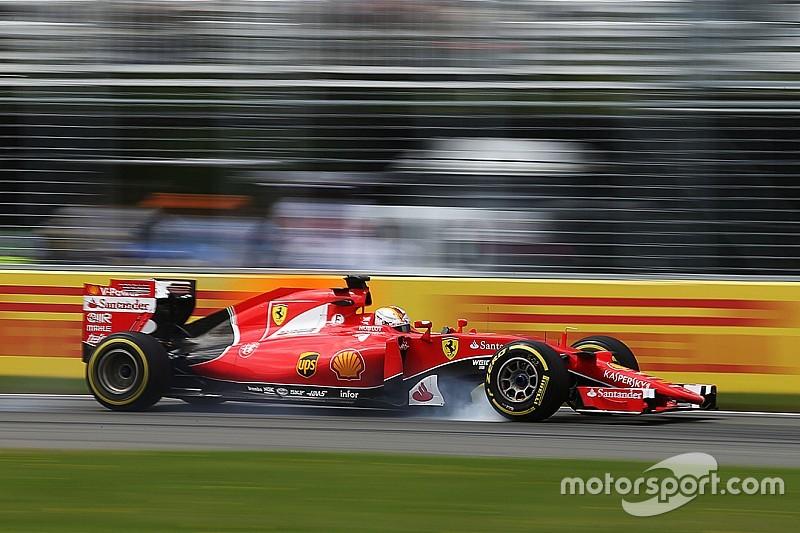Vettel convoqué par les commissaires de course