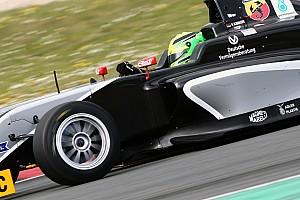 Other open wheel Breaking news Mick Schumacher fractures hand in F4 crash