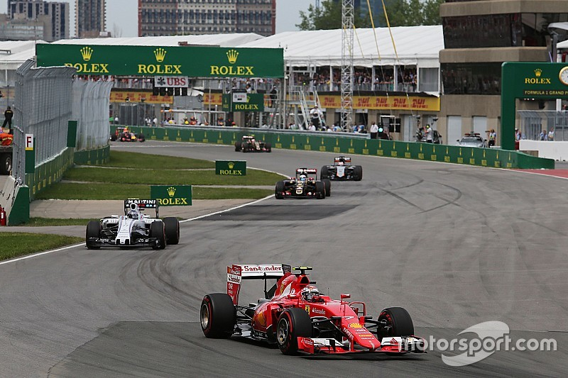 Räikkönen déçu de laisser échapper le podium