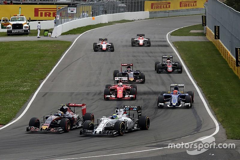 Photos - Le GP du Canada en images