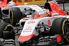 Manor considera não estrear carro novo nesta temporada