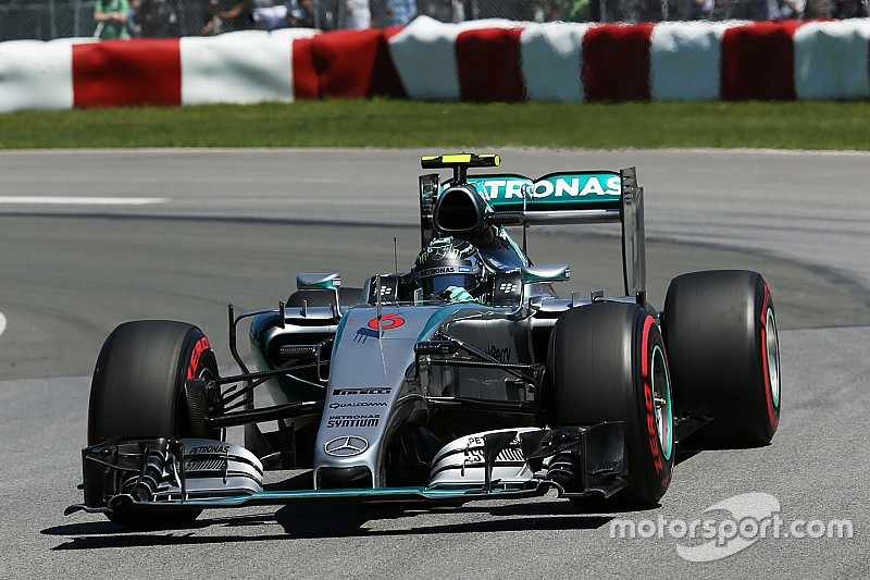 В Pirelli ответили на подозрения Росберга