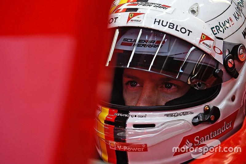 Vettel n'est pas fâché avec Red Bull