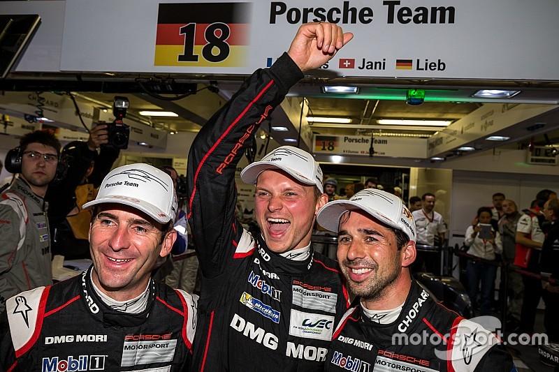 Marc Lieb, Neel Jani e Romain Dumas conquistam pole histórica em Le Mans