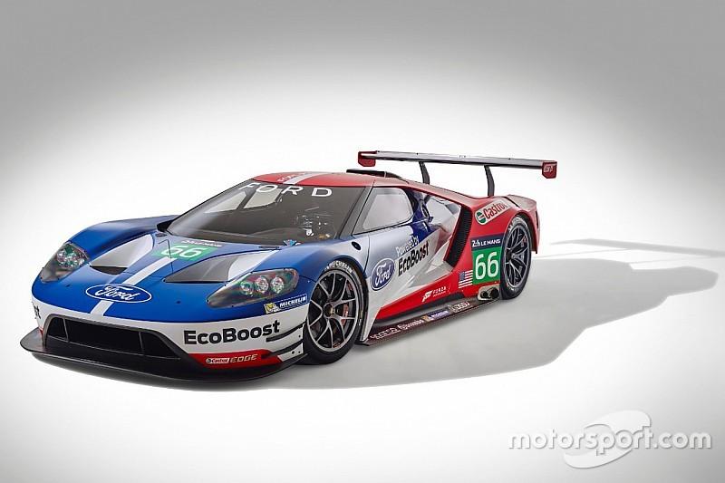 Officiel - Ford revient au Mans!