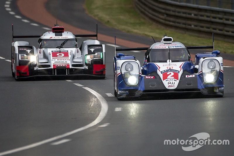 Audi refuse d'écarter Toyota de la course à la victoire