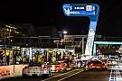 La nuit au Mans, les pilotes sont