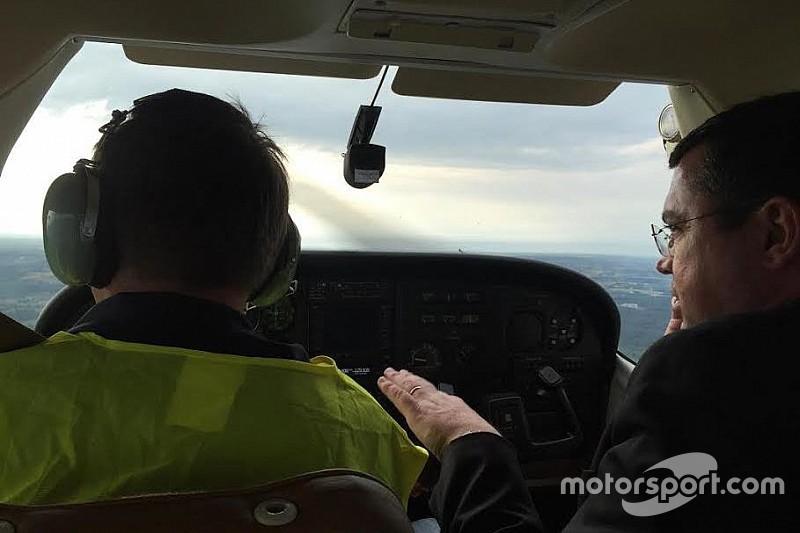 McLaren chief Boullier in Le Mans plane scare