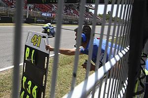MotoGP Résumé de course Suzuki a perdu le bénéfice de la pole position dès le top départ