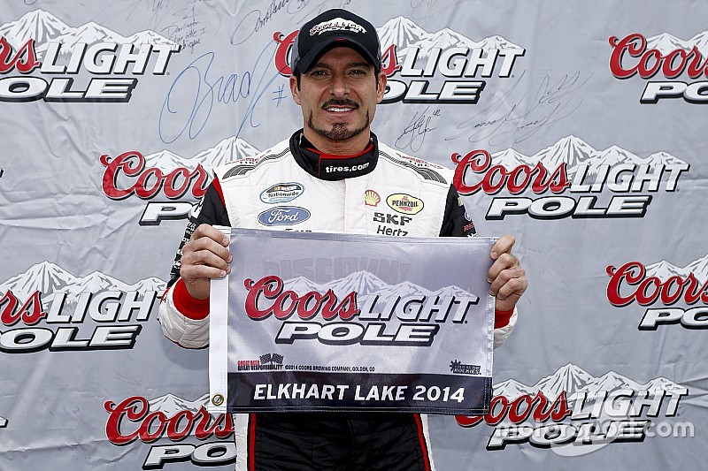 Tagliani would like a shot at NASCAR oval racing