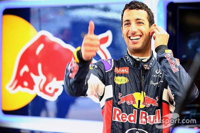 Ricciardo set for Mexico demo run