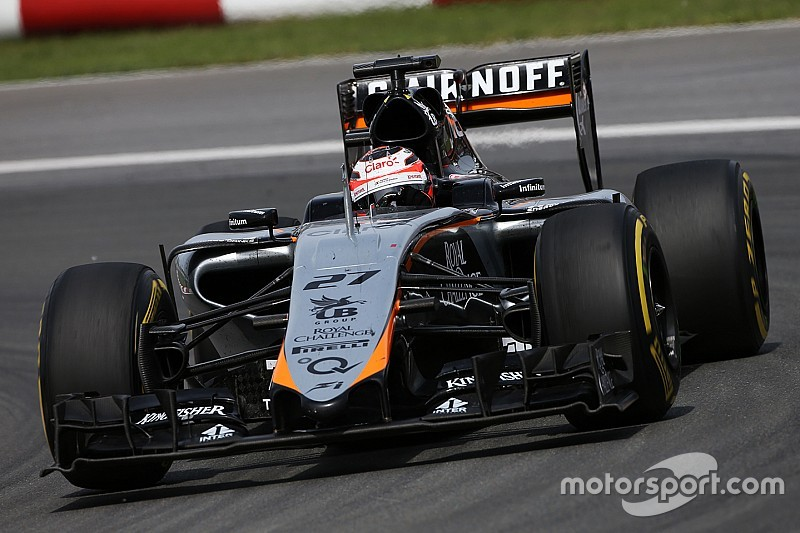 Force India - La VJM08-B fera son apparition à Silverstone