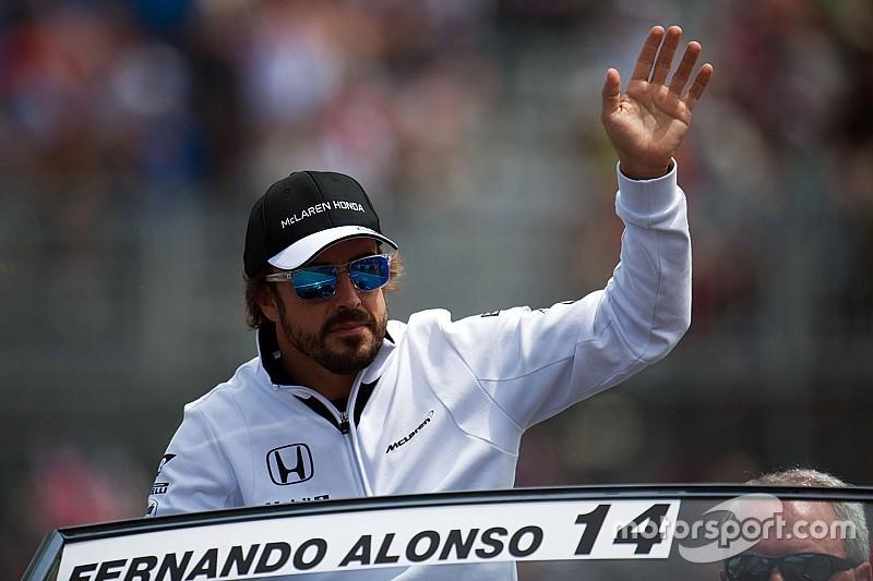 Sainz - Alonso savait qu'il allait souffrir en 2015