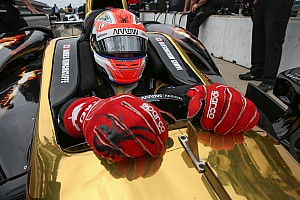 IndyCar Interview James Hinchcliffe -