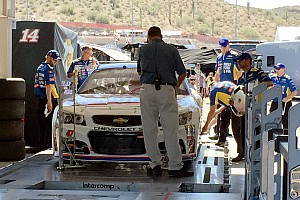 NASCAR Cup Breaking news Written warnings continue for NASCAR's top teams