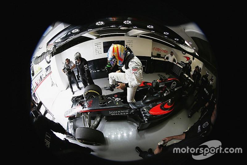 Риккардо и Алонсо получили новые моторы