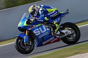 MotoGP Résumé d'essais Suzuki - Développement moteur, électronique et aérodynamique en essais