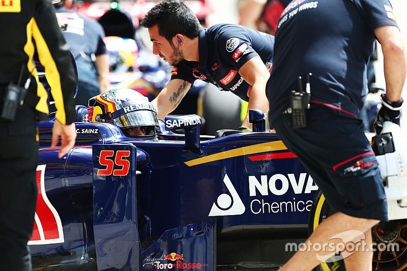 В Toro Rosso работали над прижимной силой