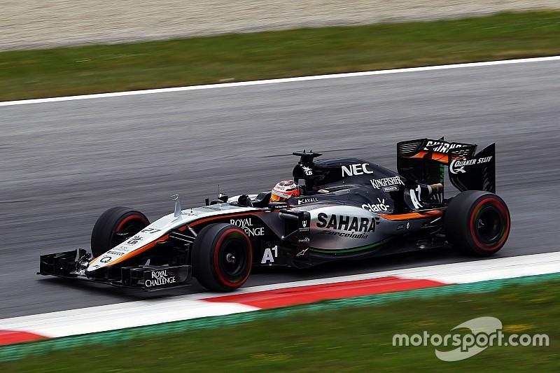 Após Le Mans, Nico Hulkenberg volta à realidade na Force India