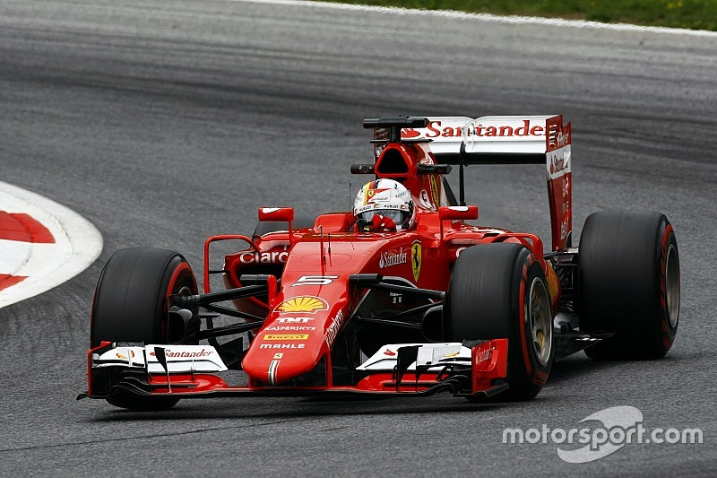 Феттель: Пилоты Mercedes были слишком быстры