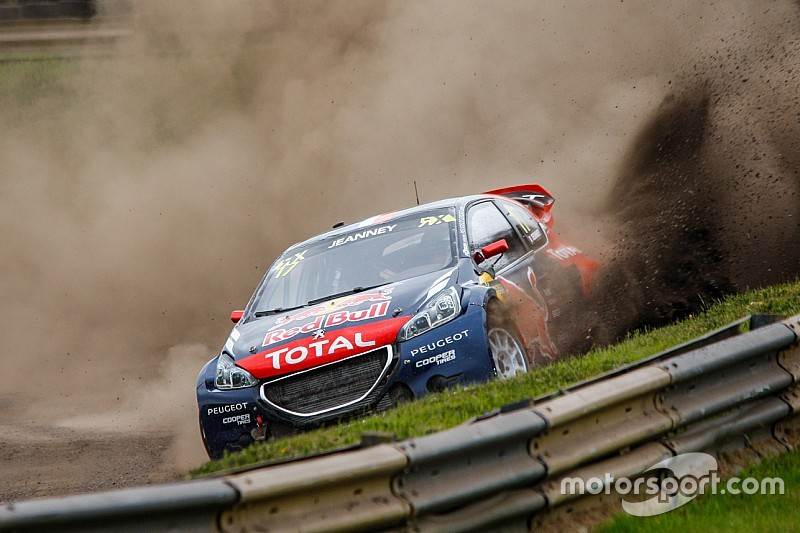 Jeanney Becomes first Frenchman to win World RX event