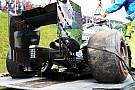 Авария может изменить планы McLaren