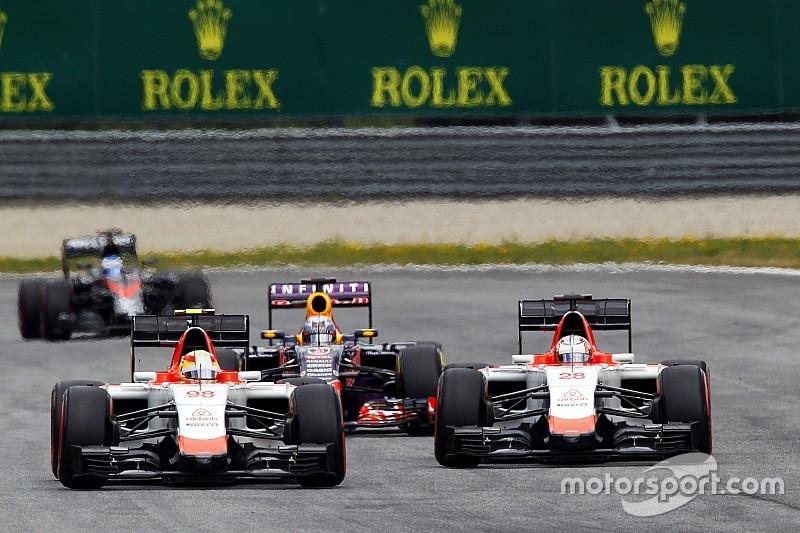 Formula 1 rejects blue flag overhaul