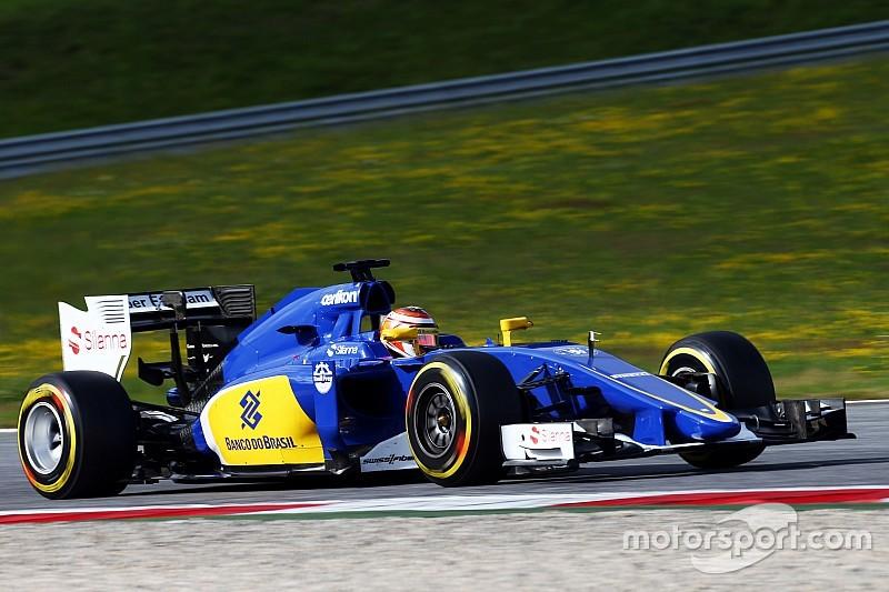 В Sauber пожаловались на проблемы с электрикой