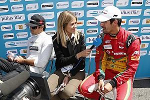 Fórmula E Noticias Duelo verbal caliente entre Di Grassi y Piquet