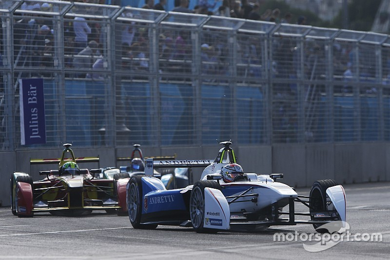 Formula E to create manufacturers' working group