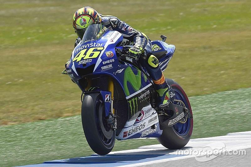Qualif - Rossi retrouve la pole et le record