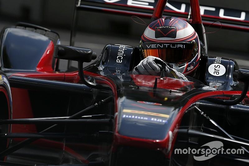 Qualifications - La pluie affecte les espoirs de titre de Piquet!