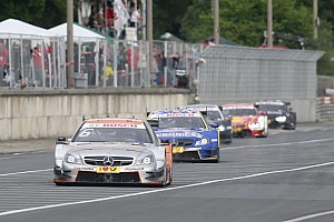DTM Race report Norisring DTM: Wickens dominates as Vietoris is thwarted