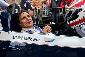 Formula E Entrevista Exclusiva: Nelson Piquet no ha dudado nunca de Nelson Jr