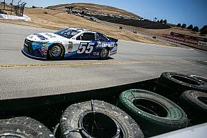 NASCAR Cup Breaking news Ragan says Truex 'did me wrong,' blames him for wreck