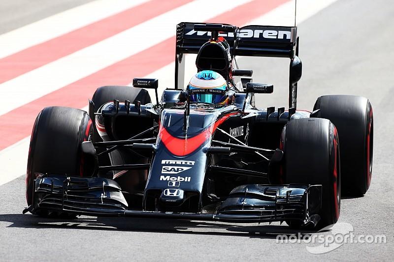Alonso veut que McLaren progresse avant la trêve