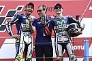 Le plus important pour Rossi? Finir devant Lorenzo