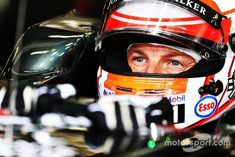 El GP de Gran Bretaña aún entusiasma a Button