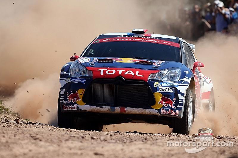 """Stéphane Lefebvre - """"On a une auto pour gagner le WRC2"""""""
