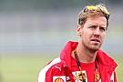 Vettel denies Ferrari showboating on Fridays